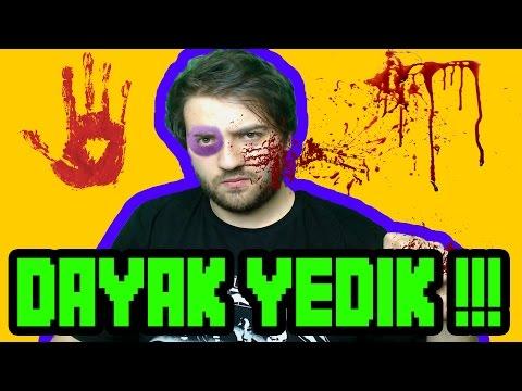 Gang Beasts Online - FENA DAYAK YEDİK !!!