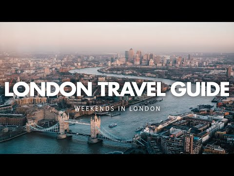 Weekends in London - A London Travel Guide