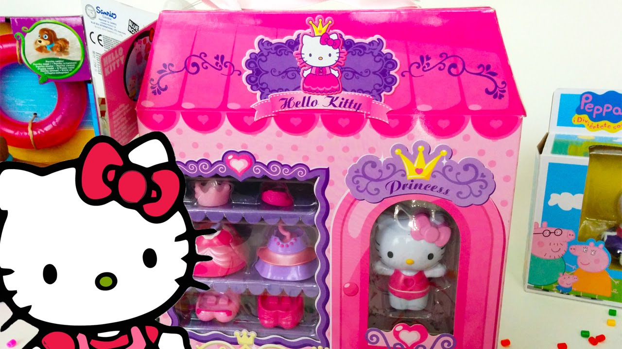 Hello Kitty Salon De Princesa Videos De Hello Kitty En Español