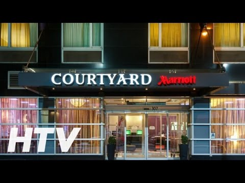 Hotel Courtyard By Marriott Times Square West En New York