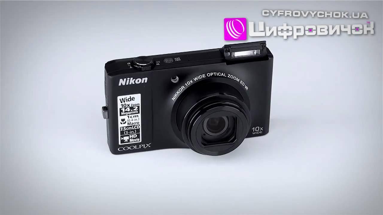 Nikon coolpix s8000 инструкция