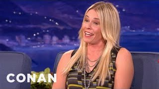 Chelsea Handler Drove Her Bentley To A Wendy