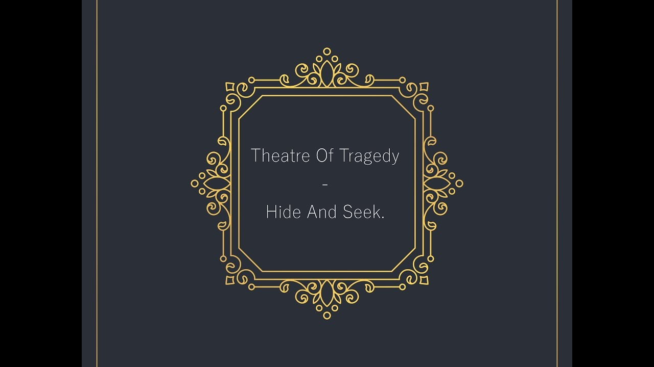 THEATRE OF TRAGEDY - ANGéLIQUE LYRICS