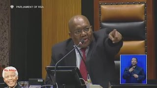 Watch Deputy Speaker Lost His Cool In Parliament. Funny