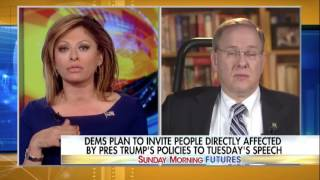 Maria Bartiromo CRUSHES Dem Congressman Conflating Illegal With Legal Immigration