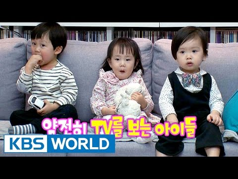 The Return of Superman | 슈퍼맨이 돌아왔다 - Ep.177 : I'll Do Anything for You [ENG/IND/2017.04.16]