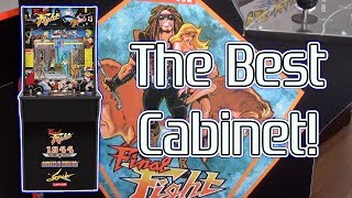 Arcade 1Up Final Fight Cabinet Is My Favourite So Far... Here's Why...