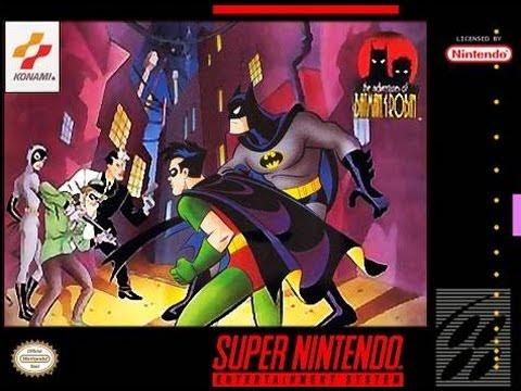 The Adventures of Batman & Robin Video Walkthrough