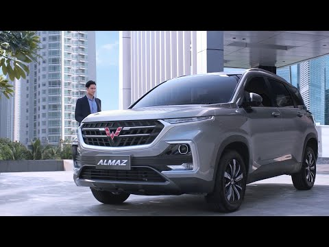 2019 WULING ALMAZ 7 Seats (BAOJUN 530 - CHEVY CAPTIVA - MG HECTOR) Iklan Commercial Ad TVC Indonesia