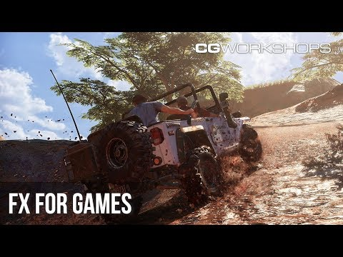 FX For Games with Fabio Silva  CGWorkshops
