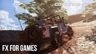 FX For Games with Fabio Silva | CGWorkshops