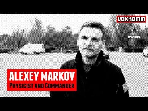 Alexey Markov: Physicist and Commander\Учёный и Командир [EN\РУ\ES\TR\IT]