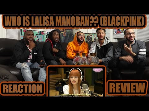 Who is Lalisa Manoban? (Blackpink Lisa's Journey) REACTION/REVIEW