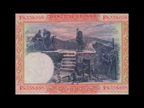 Currencies of the World: Principality of Andorra; Spanish Peseta (1925)