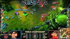 League of Legends World Championship 2012 Final Match and ceremony.