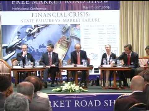 Free Market Road Show 2009, Skopje part 2