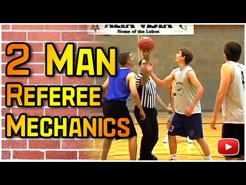 how-to-officiate-basketball---2-man-referee-mechanics
