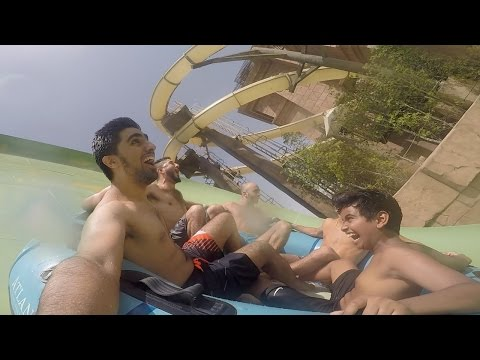 CRAZIEST WATERPARK IN DUBAI !!!