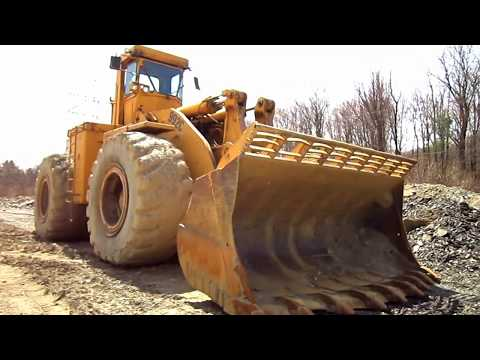 Caterpillar 992C Documentary