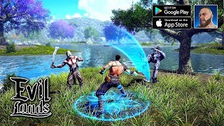 Evil Lands: Online Action RPG Gameplay (Android/IOS)