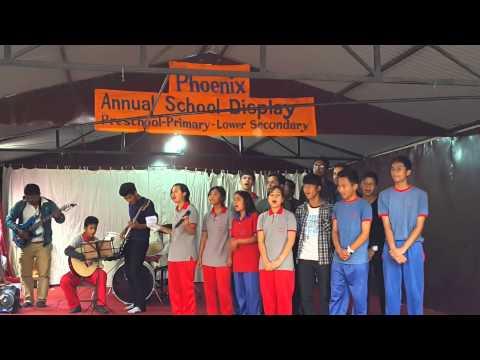 Phoenix School Sanepa Display day