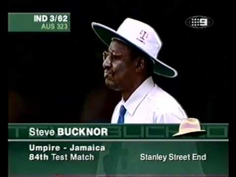 Sachin Tendulkar has a witty reply to ICC trolling him with umpire Steve Bucknor's photo