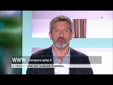 Marina Carrère d'Encausse et Michel Cymes présentent ComPaRe