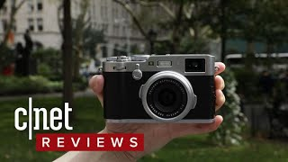 Fujifilm X100F: A great enthusiast compact for manual fans