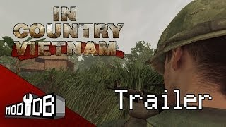 In Country: Vietnam - Gameplay Teaser - Mod for Red Orchestra 2: Heroes of Stalingrad
