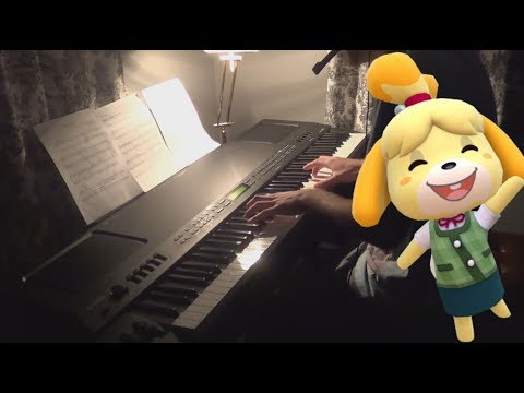 Animal Crossing: New Leaf - Main Theme (Piano Cover)