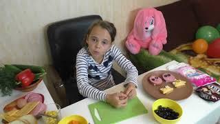видео Рецепты горячих бутербродов из духовки для детей