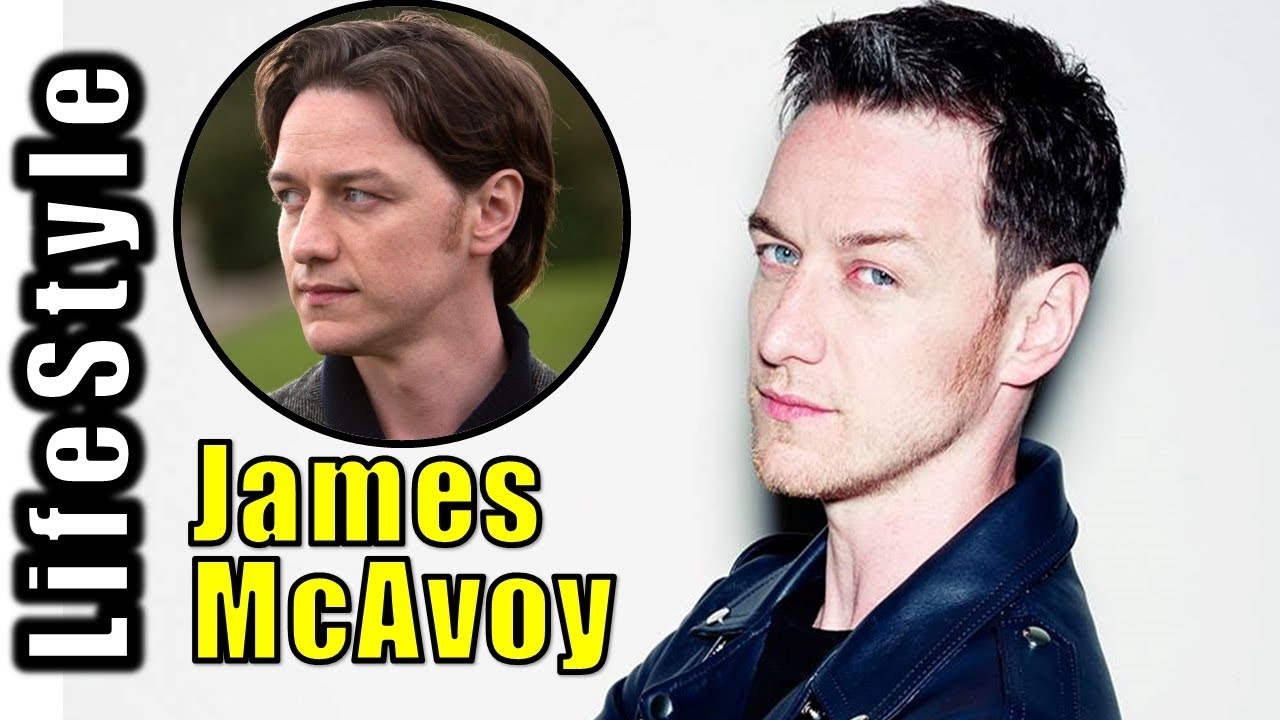 X-Men actor James McAv...