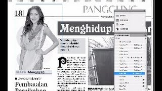 Tutorial Adobe Indesign Cs6 # How To Make News Paper?)