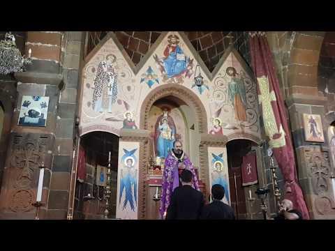 Венчание в армянской церкви 🙏/ Պսակադրություն Եկեղեցում