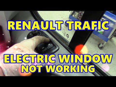 renault trafic electric window not working vauxhall vivaro nissan nv200 wiring diagram nissan kubistar fuse box 1 wiring