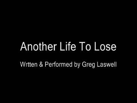 Another Life To Lose - Greg Laswell (with lyrics) music