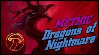 Мыслегриб Emerald Nightmare - Dragons of Nightmare RDru Mythic Драконы Кошмара