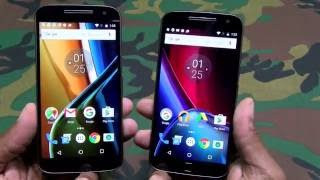 MOTO G4 and MOTO G4 PLUS Unboxing and First Impressions