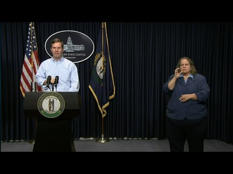Gov. Andy Beshear announces 35 new COVID-19 cases, fifth death ...
