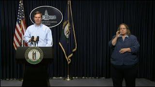 Gov. Andy Beshear March 25 5:00 Pm Update | Coronavirus | Ket