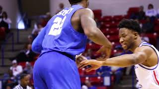 @MT_MBB at Louisiana Tech Highlight