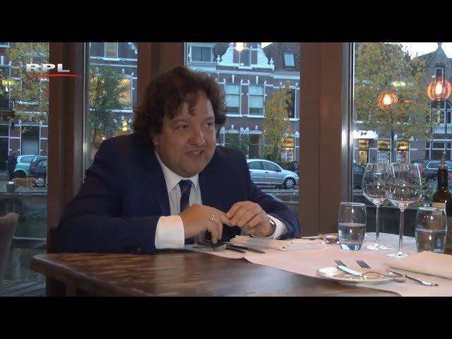 Gesprek met George Becht - Woerdens KunsTV - RPL TV Woerden - 3 december 2018