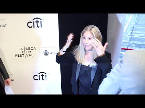Barbra Streisand red carpet: 2017 Tribeca Film Festival - Meniscus Magazine