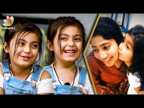 Cutest Angel Veronika Arora First Interview | Diya Movie | Sai Pallavi, AL Vijay