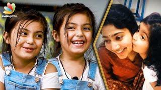 Cutest Angel Veronika Arora First Interview | Diya Movie | Sai Pallavi, AL Vijay