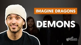 Demons - Imagine Dragons (aula de violão) Video
