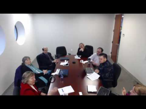 Connecticut Association of Boards of Education leaders speak to New Haven Register Editorial Board