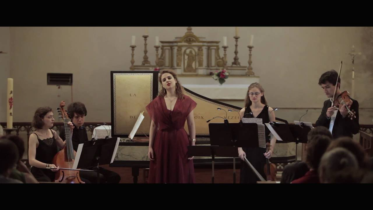 Dido's Lament - H. Purcell -Eva Zaïcik & Le Consort
