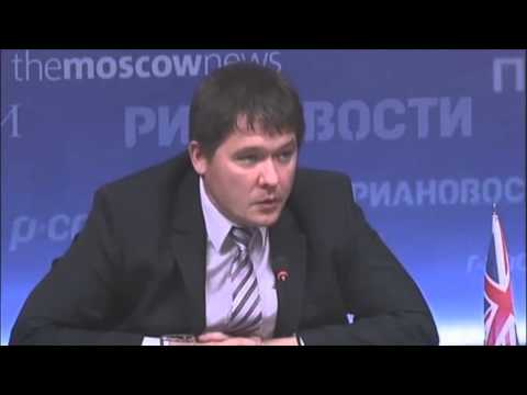 RIA Press-conference, Moscow