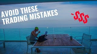 Simple Trading Mistakes That Can Cost You Big Money - Trade Review PCG